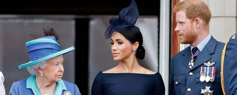Общество: Королева Британии Елизавета II намерена подать в суд на принца Гарри и Меган Маркл