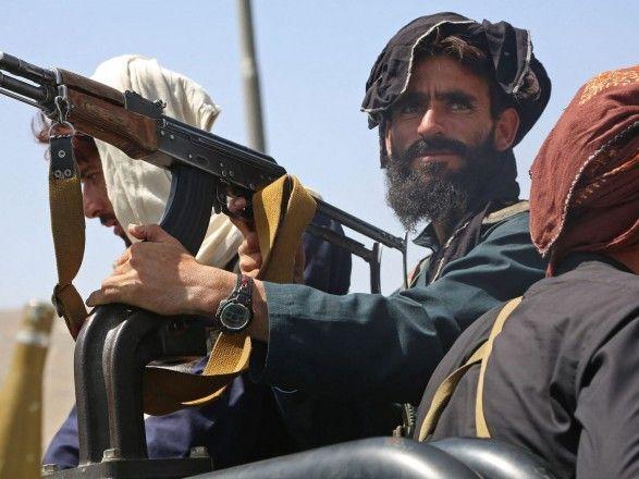 """Общество: Великобритания потребует санкций против """"Талибана"""" на заседании G7"""