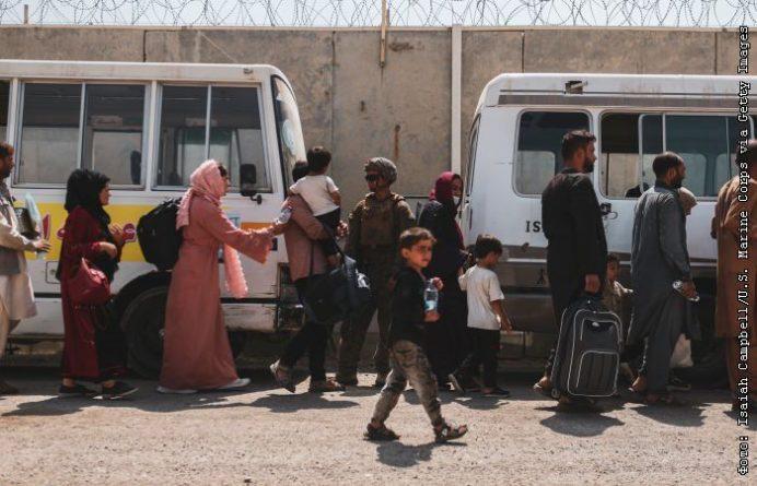 Общество: Британия продлила крайний срок эвакуации из Кабула до субботы