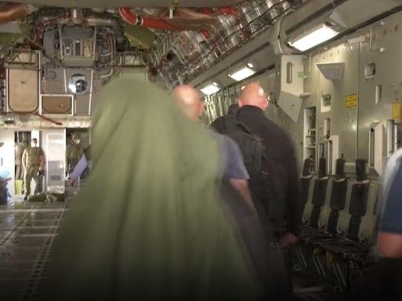 Общество: Великобритания пошла на продление крайнего срока эвакуации из Кабула до субботы