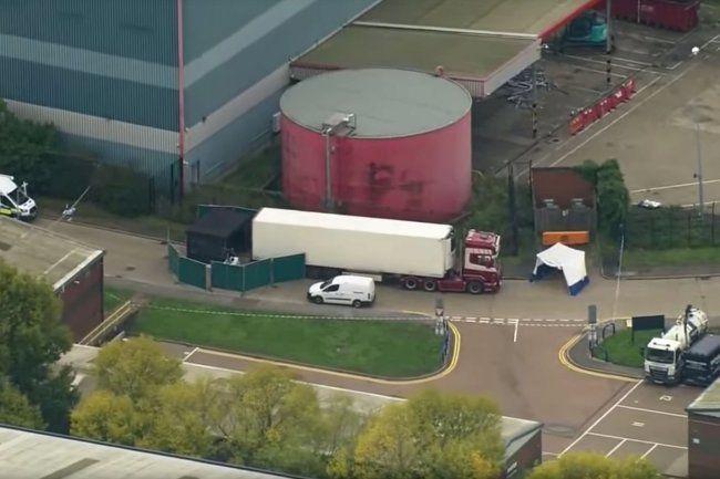 Общество: В Британии возникла нехватка водителей грузовиков