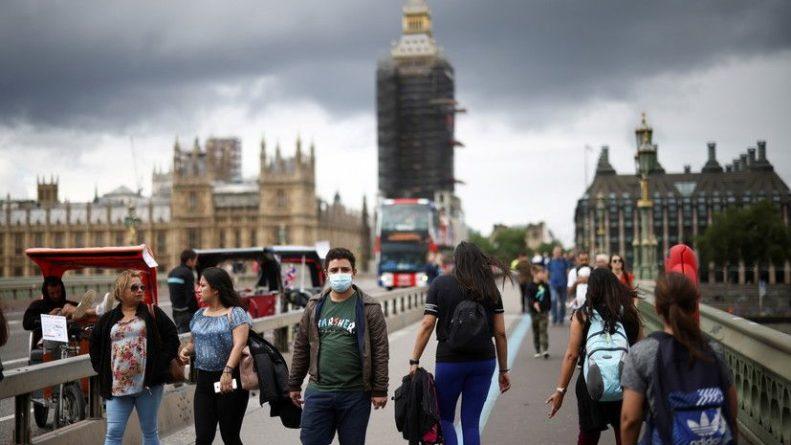 Общество: В Британии за сутки выявили почти 32 тысячи случаев коронавируса