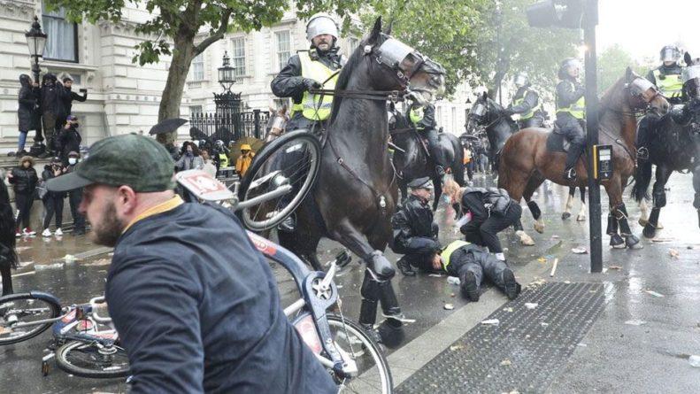 Общество: В Лондоне совершено нападение на ряд телеканалов