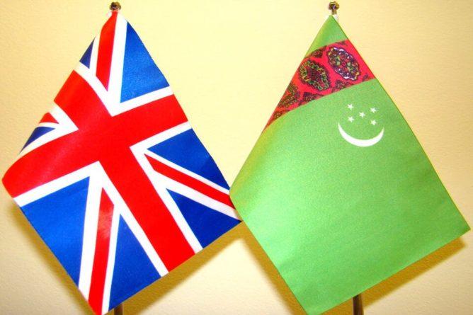 Общество: Представители МИД Великобритании и Туркменистана обсудили ситуацию в Афганистане
