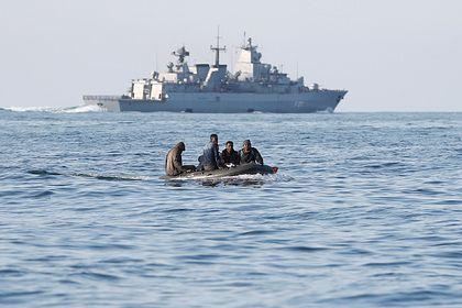 Общество: В Великобритании задержали рекордное число нелегальных мигрантов на лодках