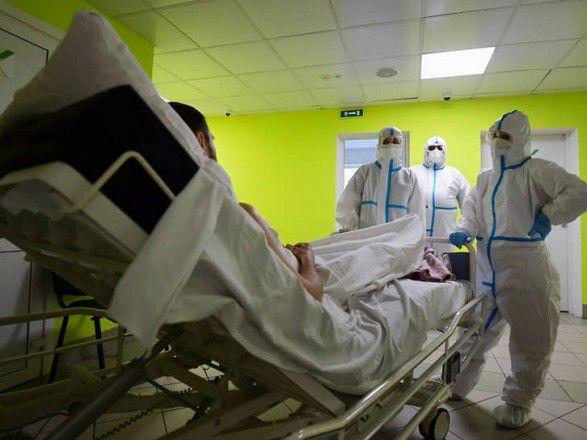 Общество: В Лондоне 20% госпитализированных пациентов с коронавируса - молодежь