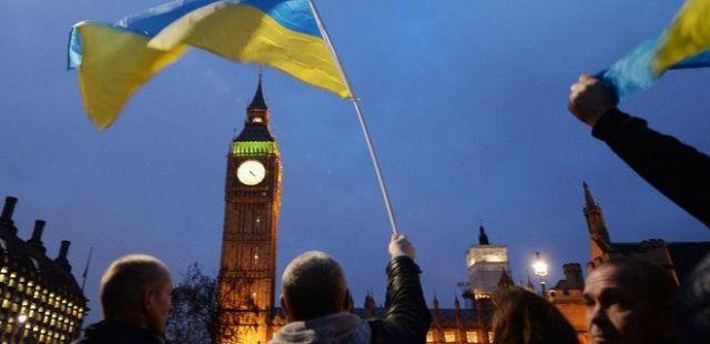 Общество: Великобритания создает фонд в поддержку Украины