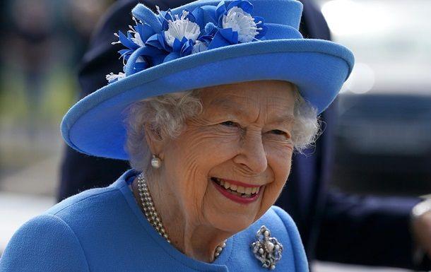 Общество: Королева Британии поздравила украинцев с Днем независимости