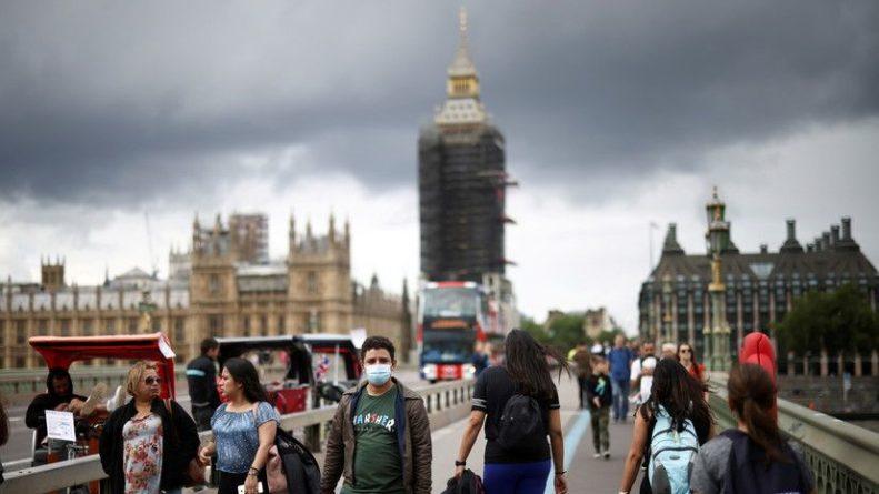 Общество: В Британии за сутки выявили более 35 тысяч случаев коронавируса