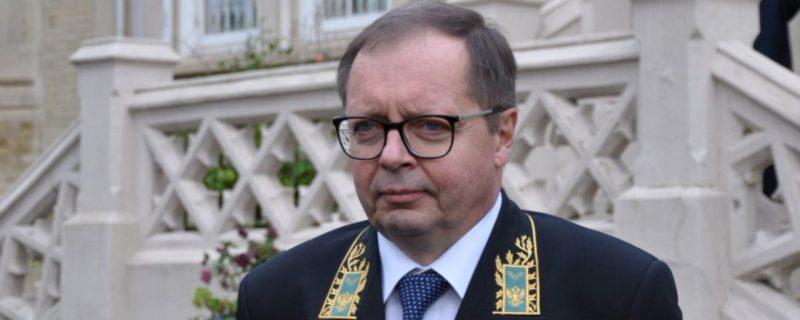 Общество: Посол РФ Келин предостерег власти Британии от повторения инцидента в Черном море