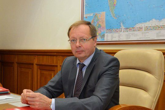 Общество: Посол России предостерег Великобританию от повторения ситуации с Defender