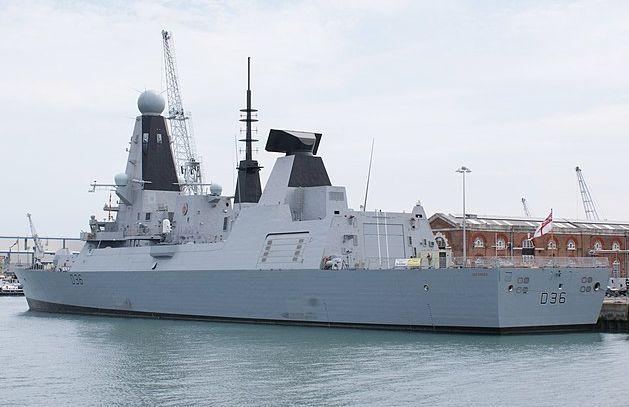 Общество: Посол РФ Келин предостерег Великобританию от повторных провокаций в Черном море