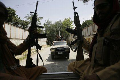 Общество: В Британии рассказали об угрозе атак со стороны террористов в Афганистане