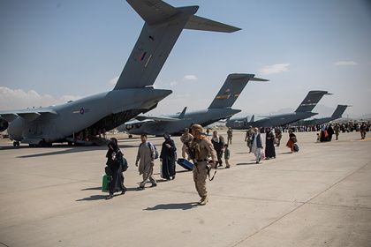 Общество: Политолог обвинил Великобританию в разжигании конфликта в Афганистане
