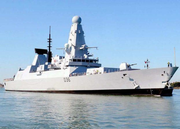 Общество: Daily Express: Россия направила Британии «зловещее послание» о последствиях провокаций в Черном море