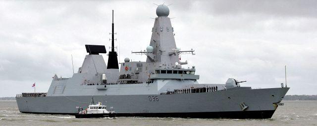 Общество: В Британии назвали «зловещим» российский сигнал после инцидента с эсминцем Defender