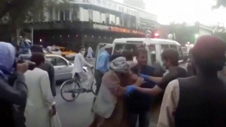 """Общество: Джонсон: """"Теракт в Кабуле не был неожиданностью"""""""
