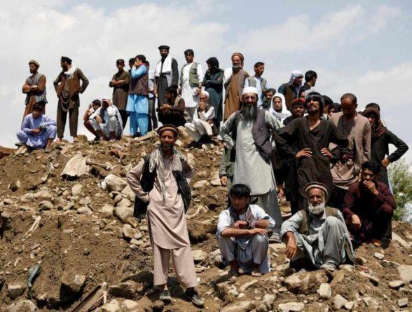 Общество: Афганцев, рисковавших жизнью ради Британии, бросают на произвол судьбы