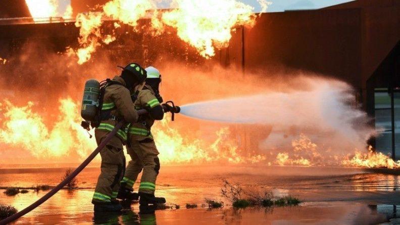 Общество: Мощный взрыв прогремел в курортном городе в Великобритании