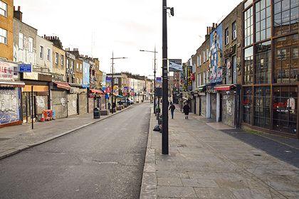 Общество: В Лондоне выросли цены на жилье в районах с голодающим населением