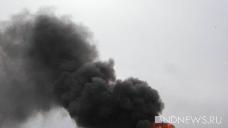 Общество: В Великобритании произошел взрыв в промышленной зоне