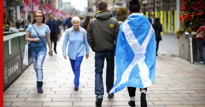 Общество: Условие для проведения голосования о независимости Шотландии назвали в Лондоне
