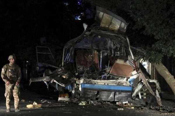 Общество: МИД Великобритании сообщил о гибели 2 подданных королевства при теракте в Кабуле