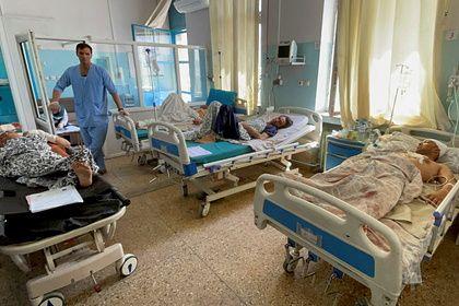 Общество: Лондон раскрыл число погибших от взрывов в Кабуле британцев