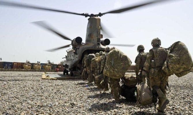 Общество: Британия завершает эвакуацию гражданских из Афганистана