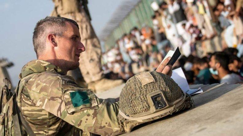 Общество: Великобритания завершила операцию по эвакуации граждан из Афганистана