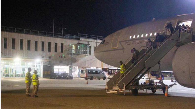 Общество: Великобритания завершила эвакуацию людей из Афганистана