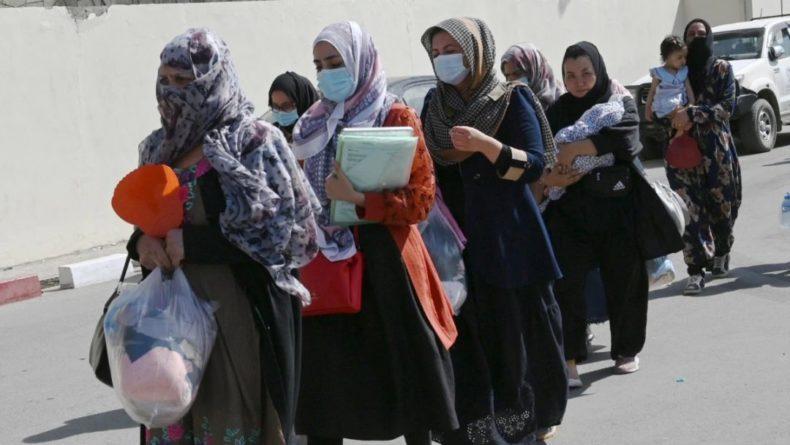 Общество: США выводят войска из аэропорта Кабула. Британия закончила эвакуацию