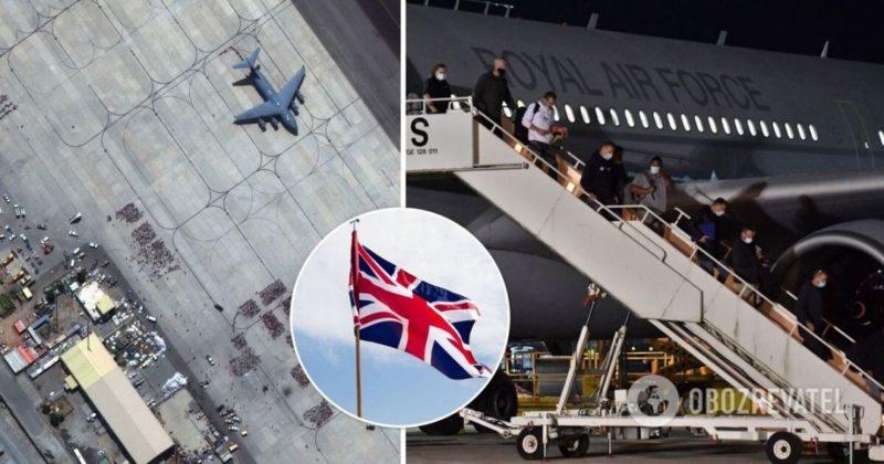 Общество: Британия прекратила эвакуацию из Афганистана, оставив в Кабуле 150 граждан