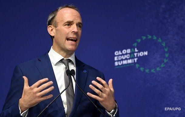 Общество: Лондон намерен ввести санкции против талибов