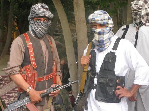 Общество: Великобритания пригрозила талибам санкциями