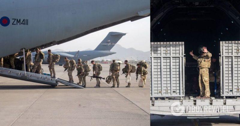 Общество: Эвакуация из Афганистана: Британия завершила операцию