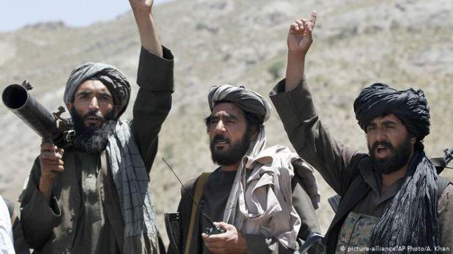Общество: Великобритания планирует работать вместе с Россией и Китаем по Афганистану