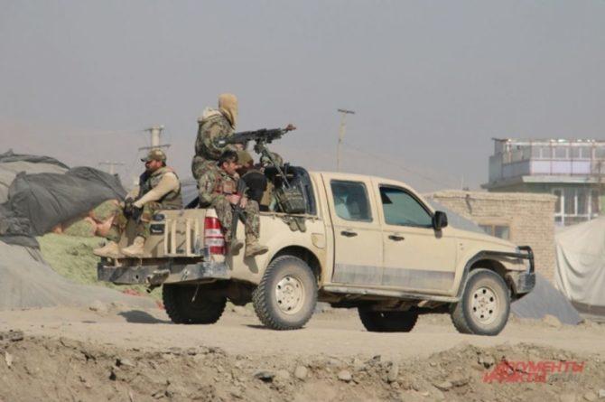 Общество: Джонсон выдвинул «Талибану» условия для дипломатического признания