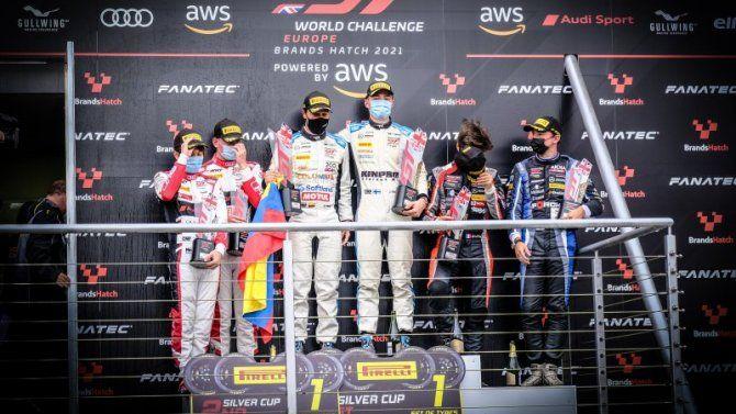 Общество: Константин Терещенко завоевал 3-е место на этапе GT World Challenge Europe Sprint Cup в Великобритании