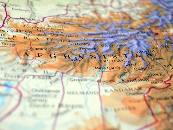 Общество: Лондон готов продолжать бомбить Афганистан