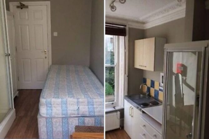 Общество: В Лондоне сдается квартира без туалета
