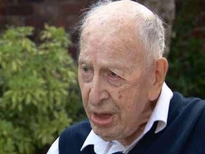 Общество: Самый старый британец поделился секретом долголетия