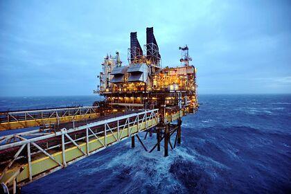 Общество: Greenpeace подала в суд на Великобританию из-за нефти