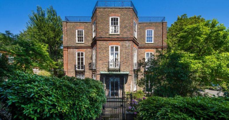Общество: В Лондоне выставили на аукцион особняк Шарля де Голля за 15 млн фунтов (фото)