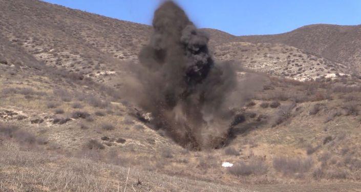 Общество: Правительство Великобритании выделило полмиллиона фунтов на разминирование в Карабахе