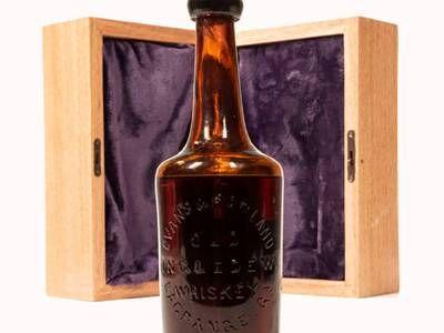 Общество: Аукционный дом в Лондоне выставил на торги бутылку самого старого шотландского виски