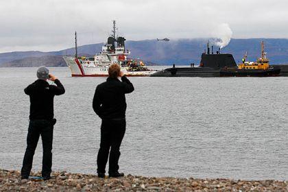 Общество: В Британии задумались о выводе ядерных подлодок из Шотландии