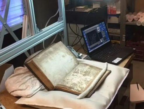 Общество: В Великобритании перевели на английский язык самую раннюю рукопись легенды о Мерлине. ФОТО
