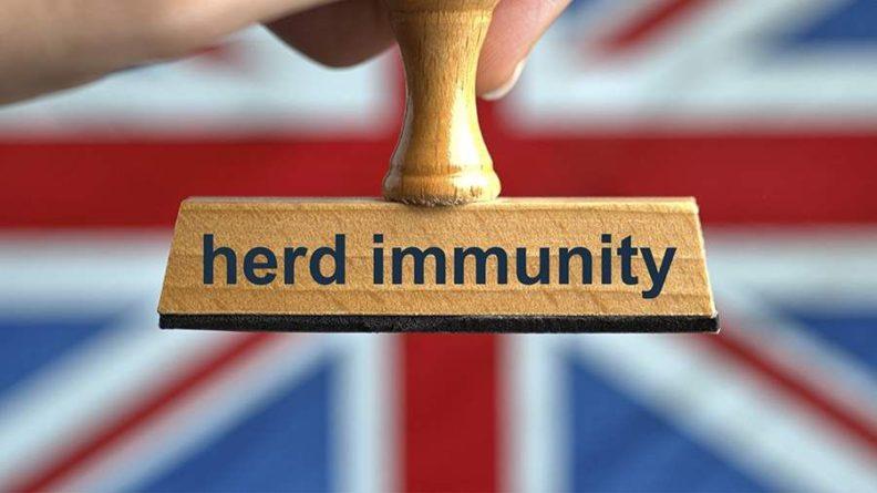 Общество: В Британии могут разрешить вакцинацию школьников от коронавируса