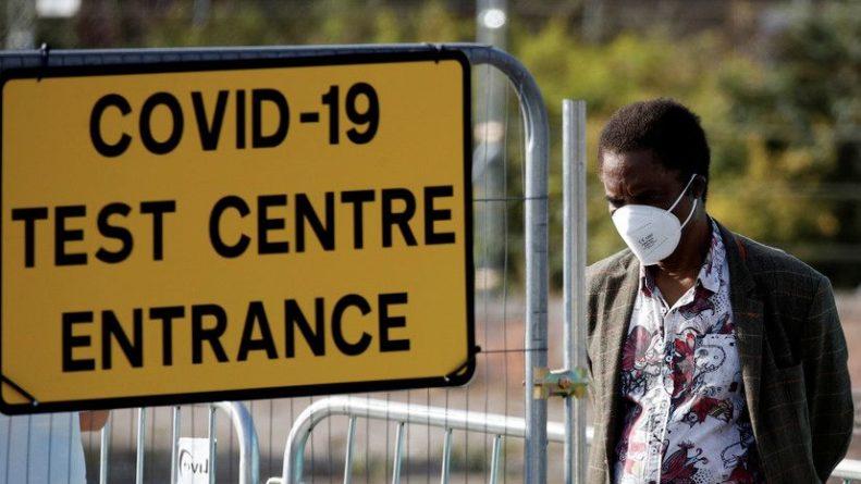 Общество: В Британии за сутки выявили более 37 тысяч случаев коронавируса